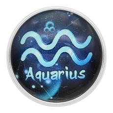 20MM Aquarius snap 12constellationsガラスKC2243