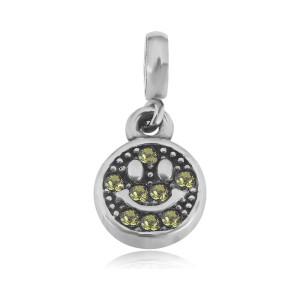 22 types de perles Partnerbeads en acier inoxydable de 2.5 mm de diamètre en argent