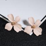 Boucles d'oreilles fleur, douce et charmante, boucles d'oreilles bohème, fille