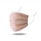 MOQ10 Bright diamond with diamond face  mask for female thin crystal diamond decoration