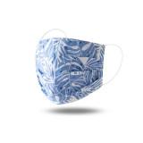 MOQ10 Masque respirant en coton doux et confortable, lavable en trois dimensions