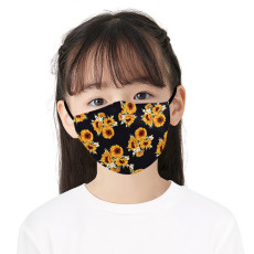 La máscara protectora de impresión digital 3D para niños puede poner una máscara facial con filtro PM2.5