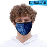 Доставка в течение 7 дней. Галстук-краска для лица. Пыленепроницаемая.