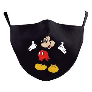 MOQ10子供用3Dデジタル印刷保護マスクはPM2.5フィルターフェイスマスクを置くことができます