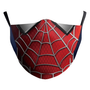 MOQ10Dデジタル印刷保護マスクはPM3フィルター大人のフェイスマスクを置くことができます