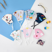 Mascarilla tridimensional delgada lavable y transpirable para niños y niñas