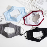 Dustproof, breathable, washable mask, adjustable ear buckle face mask