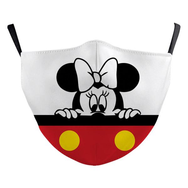 Nouveau design personnalisé Le masque de protection d'impression numérique 3D pour enfants peut mettre un filtre PM2.5 Masque pour enfants