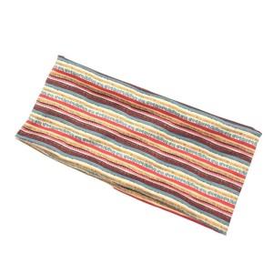 Vendas de la venda del pelo de la venda elástica del bordado de la moda de la venda del cordón de malla