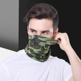 masque de plein air cache-cou sport alpinisme anti-insectes pare-soleil chapeau écharpe magique