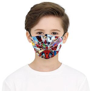 Детская 3D цифровая печать защитная маска может поставить маску фильтра PM2.5