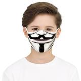 MOQ10 Детская защитная маска для 3D-печати с фильтром PM2.5