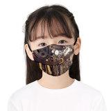 Les enfants 3D masque de protection d'impression numérique peuvent mettre le masque facial de filtre PM2.5