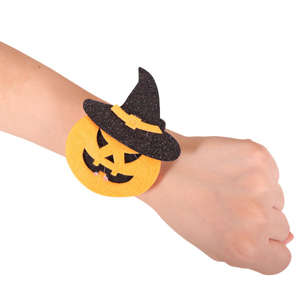 Halloween slap-ring Skulls  Slap-ring party decorations