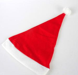 クリスマスの装飾の大人のクリスマスの帽子28 * 35CM