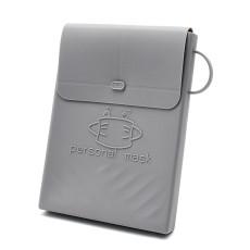 Clip de almacenamiento de máscara de silicona MOQ10 clip de almacenamiento de máscara de almacenamiento de alimentos creativo portátil