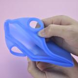 Clip de stockage de masque en silicone Clip de stockage de masque de stockage de nourriture créatif portable