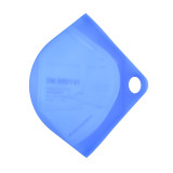 Clip de stockage de masque en silicone MOQ10 Clip de stockage de masque de stockage de nourriture créatif portable