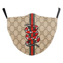 La mascarilla de moda lavable de labios de diseño personalizado para adultos incluye bolsillo para filtro de tela suave correas elásticas para los oídos