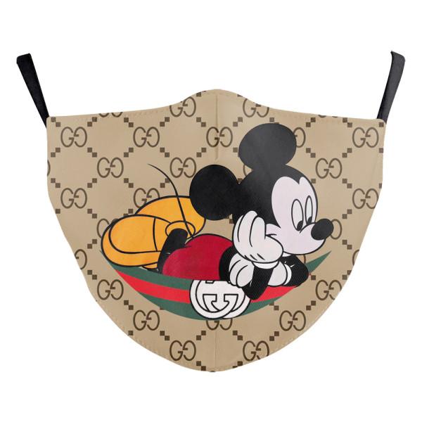 Индивидуальный дизайн для взрослых, моющаяся модная маска для лица с карманом для фильтра, мягкая ткань, эластичные ремешки для ушей