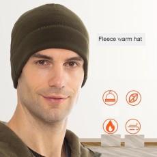 暖かい帽子ヨーロッパとアメリカの冬の極フリース帽子メンズスキーキャップライディングキャップ冷たいフリースキャップ
