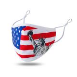MOQ10 US masque masque d'atout masque de coton anti-poussière et anti-buée