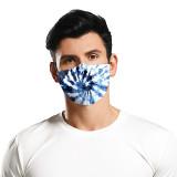 MOQ10 Для взрослых 3D защитная маска для цифровой печати может поставить маску для лица с фильтром PM2.5