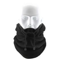 アウトドアライディング多機能暖かいスキーネックカバースカーフライディング防風と防寒フリースフェイスマスクヘッドドレスライディングキャップネックゲートル