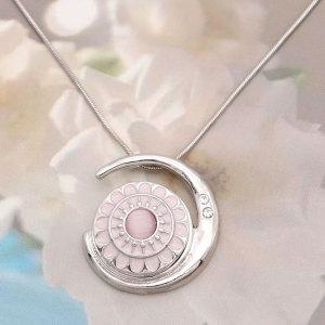 Collier argent 46cm chaîne fit 20MM morceaux de bijoux