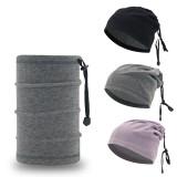 MOQ10 hiver multi fonctionnel cou chaud ski cordon sports de plein air coupe-vent couverture de la tête couverture du cou équitation masque froid cou guêtre