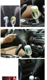 Humidificateur de véhicule, instrument de réapprovisionnement en eau de type spray d'aromathérapie, mini véhicule purificateur d'air de voiture, pour éliminer les odeurs particulières Voiture uniquement