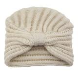 カシミヤウールニット帽子秋と冬の帽子