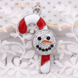 Рождественский кулон с защелками, подходит для ювелирных изделий в стиле 20 мм