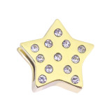 NOUVEAU Partnerbeads Perles en acier inoxydable