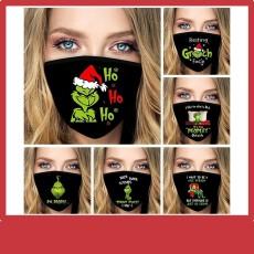 MOQ10アダルト3Dデジタル印刷保護マスク