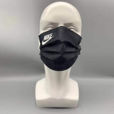 MOQ50 Tejido no tejido desechable para adultos, capa fundida y soplada, mascarilla de tela, máscara de color a prueba de polvo transpirable anti-neblina de tres capas espesado