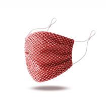 MOQ10 Hohlluft-Strassmaske verstellbare Gesichtsmaske mit Ohrschnalle