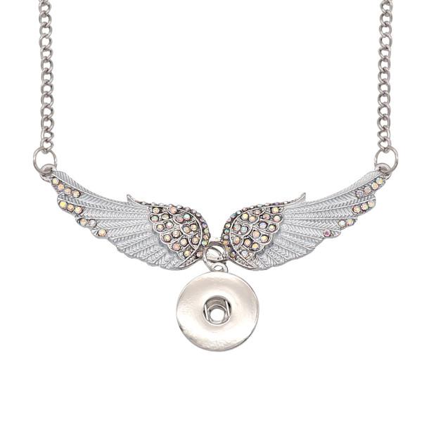 Halskette Silber 65cm Kette fit 20MM Brocken schnappt Schmuck