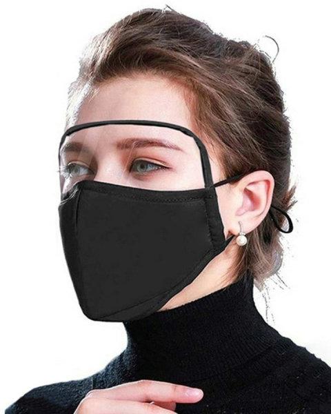 MOQ10 маска для защиты глаз для взрослых, защитная маска из чистого хлопка, сменная маска для лица с фильтром, респиратор