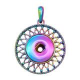Pendentif en alliage coloré pour bijoux de style 20MM
