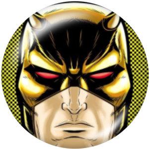 Стеклянные кнопки Marvel 20 мм
