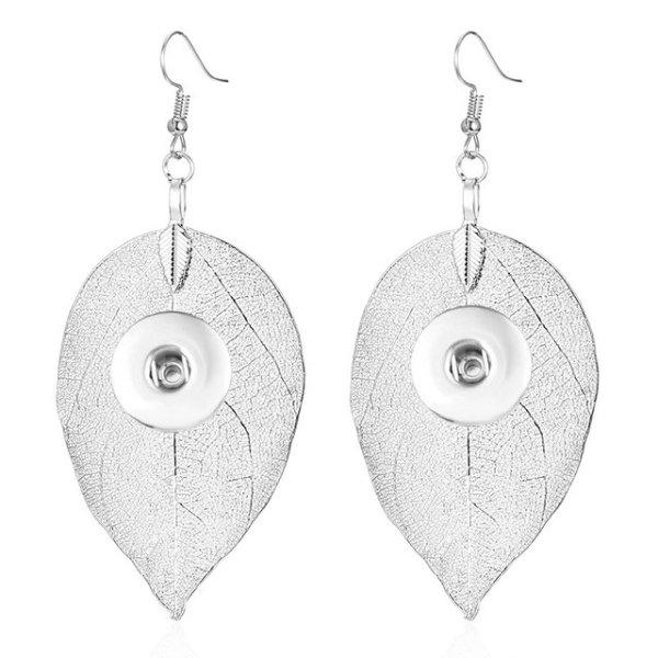 Los pendientes a presión se ajustan a las joyas de estilo broches de 20 mm
