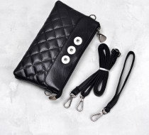 Snaps Straddle handbag multi function bag fit 18mm chunks