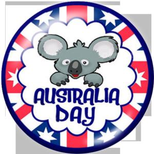20MM Koala in Australien Druckknöpfe aus Glas drucken