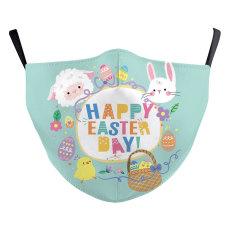 MOQ50 Дети Новый индивидуальный дизайн 3D цифровая печать защитная маска может поставить фильтр PM2.5 Детская маска для лица