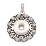 Pendant fit 20MM snaps style jewelry