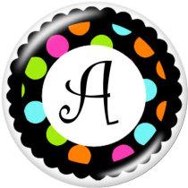 20MM Alphabet Druckknöpfe 26 Wörter Glas austauschbare Druckknöpfe Schmuck