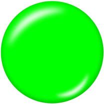 20MMカラープリントガラススナップボタン