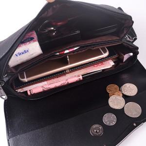 Snaps Straddle Handtasche Multifunktionstasche passen 18mm Stücke