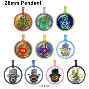 10 unids / lote productos de impresión de imágenes de vidrio de fe de varios tamaños imán de nevera cabujón